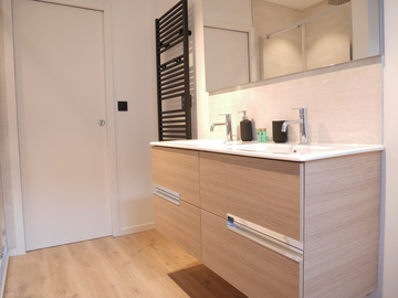 Rénovation d'un Appart Hôtel sur la région de Lille