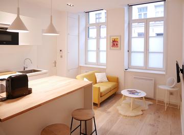Rénovation d'un appartement-hôtel à Lille