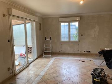 Rénovation de sol intérieur à Lille